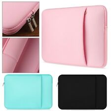 """New Soft Carry Sleeve Pouch Bag Cover Case For Most 11"""" 13"""" 14"""" 15'' Ultrabook"""