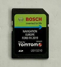 FORD FX NAVI SD Card MAP WESTERN EUROPE 2019-2020