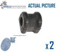 2 x NEW BLUE PRINT REAR ANTI-ROLL BAR STABILISER BUSH KIT OE QUALITY ADT380143