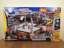 WWE C3 Stackdown Survivor Series Deluxe Ring Building Set John Cena 21041**NEW**