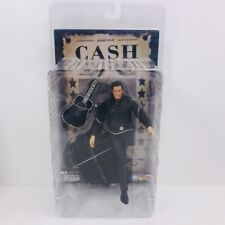 Johnny Cash Collectible - Man In Black Figure & Guitar 2006 SOTA Toys New in Box