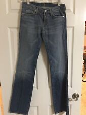 Seven For All Mankind Bootcut Long Tall 27x33