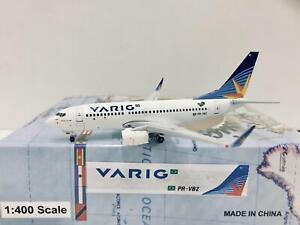 Aeroclassics 1:400 Varig Boeing 737-73AWL PR-VBZ