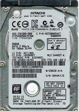 """Laptop 2.5"""" SATA Internal Hard drive 250GB 320GB 500GB 750GB 1TB 5400RPM HDD"""