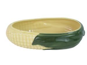 Shawnee Pottery Corn On the Cob Casserole Bowl 74 Ovenproof No Lid