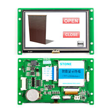 STONE 4.3 Inch TFT USB Touch Screen Display Module TFT LCD