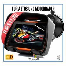 Motorradnavi Auto Navigationsgerät Motorrad Bluetooth Wasserdicht Radar Gps Navi