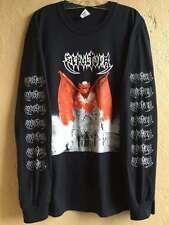 Sepultura Long sleeve L shirt Thrash metal Testament Anthrax Exodus Sadus