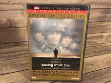 Saving Private Ryan- Widescreen, Special Ltd Edition (Dvd) Tom Hanks Matt Damon