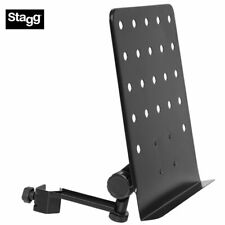 Stagg MUS-ARM - Universal Clamp-On Music Stand - Small - New