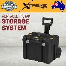 Dewalt Heavy Duty Portable T-STAK Storage System Trolley Tool Box Chest