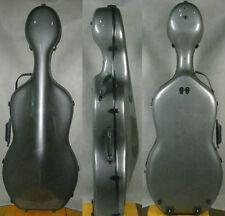 Strong  hard cello case Carbon fiber composite material cello case 4/4   ZhaoLi