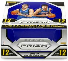 2018 Panini Prizm Basketball Sealed Hobby Box - Luka Doncic Rookies