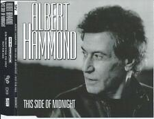 ALBERT - HAMMOND - This side of midnight PROMO CD SINGLE 1TR GERMANY Print 2005