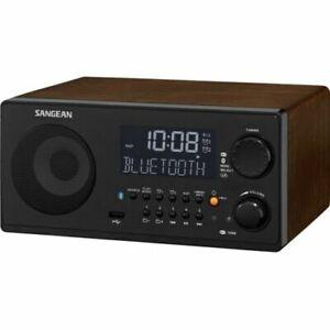 Sangean WR-22BK Digital Receiver Black (wr22bk)