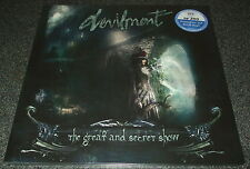 DEVILMENT-THE GREAT AND SECRET SHOW-2xLP BLUE VINYL-300 ONLY-CRADLE OF FILTH-NEW