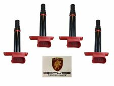 Becker High Performance Ignition Coil For 99 to 04 Audi Volkswagen 1.8L (4PCS)