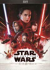 Star Wars: Episode VIII - Die letzten Jedi (DVD, 2018)