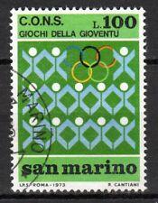San Marino - 1973 Youth games -  Mi. 1028 VFU