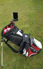 GOLF BAG SELFIE MOBILE PHONE MOUNT OR TRIPOD. GOLF TROLLY MOBILE PHONE HOLDER