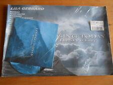 LOSINGTODAY - LISA GERRAD BEDHEAD MAHOGAN + CD ALLEGATO THE SKY IS GREY