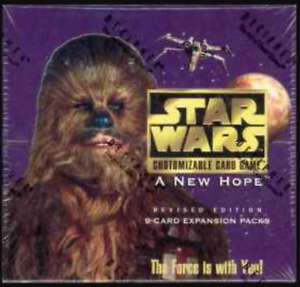 Star Wars CCG A New Hope ANH Light Side (LS) Common/Uncommon (C/UC) Singles | NM