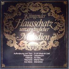 10 Kassetten Klingender Hausschatz unvergänglicher Melodien - Eurodisc