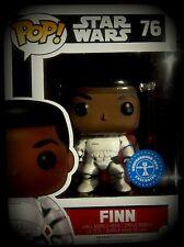 Star Wars - Finn with Blaster - Limited Underground Toys Edition - Funko Pop!