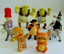 Dreamworks Shrek Mixed Toy Figure Bundle