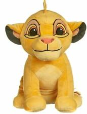 """OFFICIAL DISNEY THE LION KING SIMBA LARGE 12"""" SOFT TOY PLUSH TEDDY NEW WITH TAGS"""