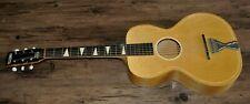 Vintage Telleno Acoustic Parlor Guitar