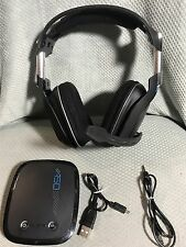ASTRO A50 Wireless Gaming Headset, Black PS4 PS3 XBOX 360 PC Mac