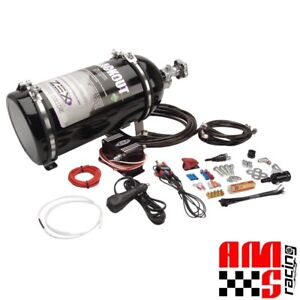 Zex 82390B 75-175 HP Nitrous Oxide Kit for 2011+ Ford Mustang 5.0L Coyote