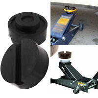 1 Pcs Universal Trolley Floor Jack Disk Rubber Pad For Pinch Weld Side J OBB