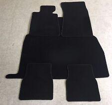 Fußmatten Kofferraumteppich Set für BMW 3er E30 Touring schwarz 5tlg Neu Velours