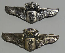 MILITARIA : U.S AIR FORCE FLIGHT SURGEON WINGS                        (CCB)
