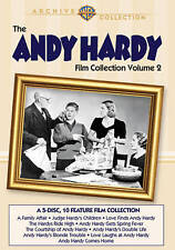 The Andy Hardy Collection, Vol. 2 (DVD, 2013, 5-Disc Set)