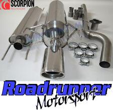 Scorpion Astra MK5 1.8 Sistema De Escape De Acero 05-09 atractivo con Corte