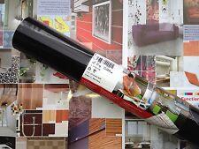 DC Fix Gloss Black Contact 200-5259 Shelf Covering 90cm x 5m German Made