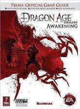 USED (GD) Dragon Age: Origins - Awakening: Prima Official Game Guide (Prima Offi