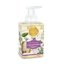Michel Design Works Foaming Liquid Hand Soap Wild Lilac & Fresh Violets - NEW