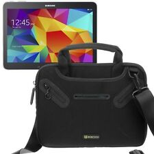 Messenger Sleeve Cover Case Tote Bag For Samsung Galaxy Tab 4/3 10.1-inch Tablet