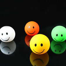 1Pc Smiling Face Light Changing Color Night LED Lamp Cartoon Lamp Home Decor