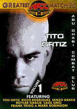 ADCC: GREATEST MATCHES, VOL. 1 REGION 2 (NEW DVD)