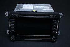 VW RNS 510 Navi Navigationssystem LED Display Radio DAB + Dynaudio 1K8035686A