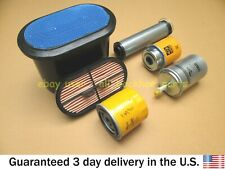 JCB BACKHOE - FILTER SERVICE KIT JCB DIESELMAX ENGINE (ASSORTED PART NO.S)