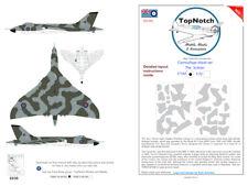 TopNotch Vulcan Std camouflage scheme vinyl mask set