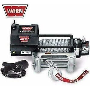 Warn 12v self recovery winch 24m wire rope, 12k-88400 8860114770