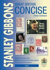 GB - 2019 Stanley Gibbons Great Britain Concise Stamps Catalogue (NEW)