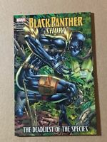 Black Panther: Shuri - the Deadliest of the Species Graphic Novel TPB